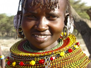Turkana Woman from Isiolo District