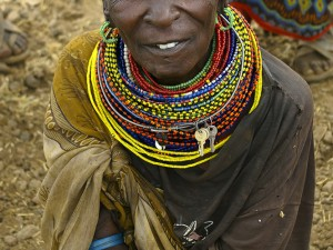 Turkana Woman, Isiolo Distirct