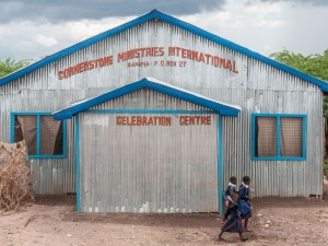 A Church in Kakuma