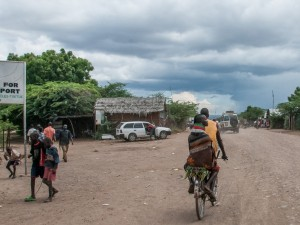 Boda Boda out of Kakuma Refugee Camp