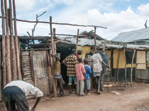 Cinema in Kakuma Refugee Camp
