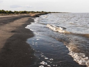 The Western Shore of Lake Turkana