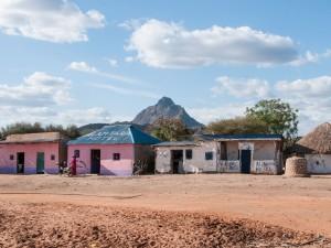 A village near the Ethiopian border
