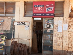 Fuel and Service Station, Marsabit