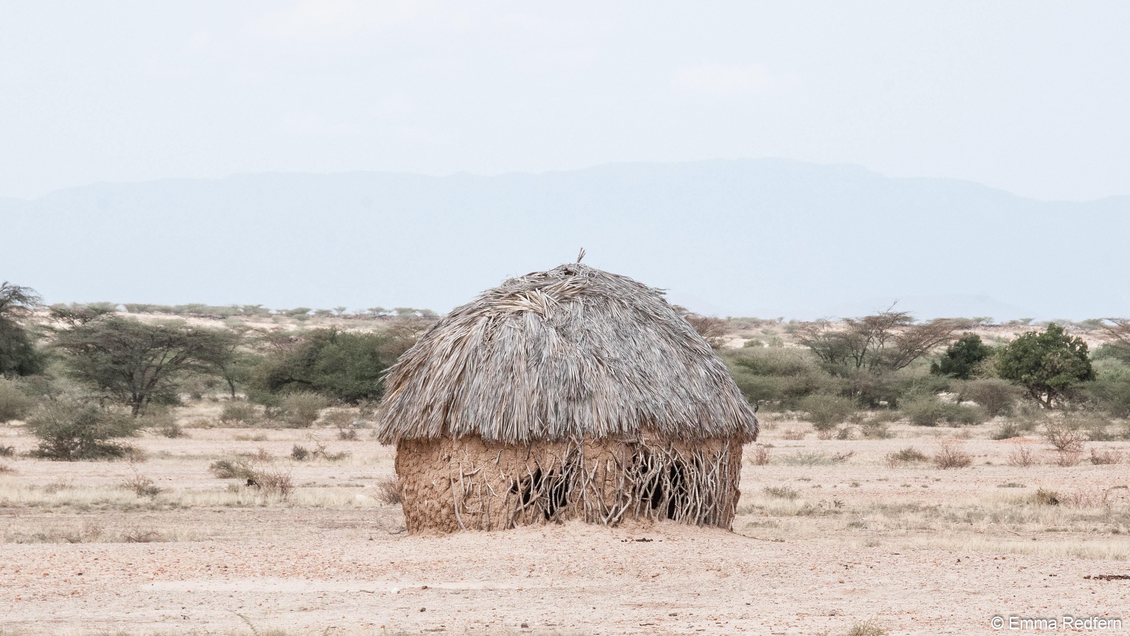 Turkana Pastoralist's House