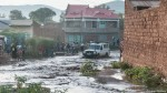 Flooding in Isiolo Town