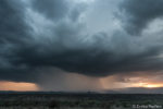 Storm over Laikipia
