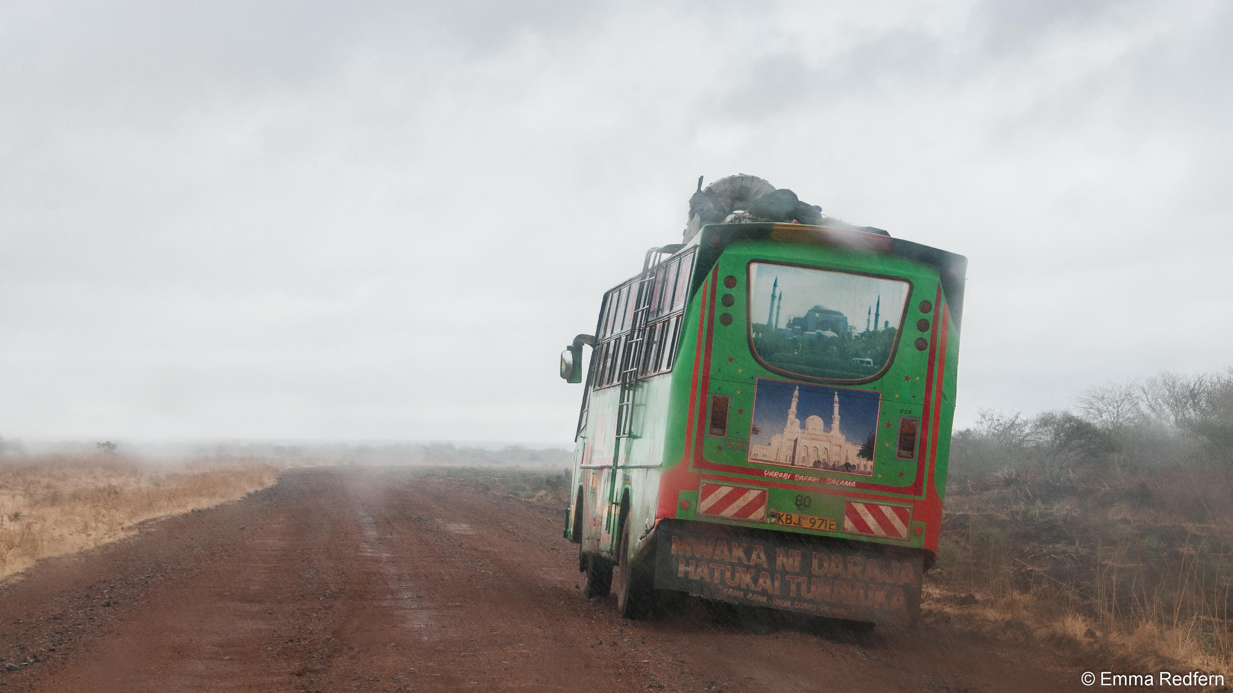 Moyale Bus