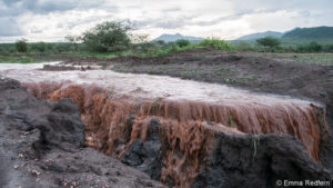 This used to be a road - Isiolo County